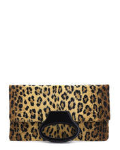 Load image into Gallery viewer, The Olivia in Leopard Print Faux Fur
