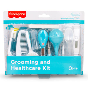 Smart Care Fisher Price Baby Grooming and Healthcare kit , 16 pc