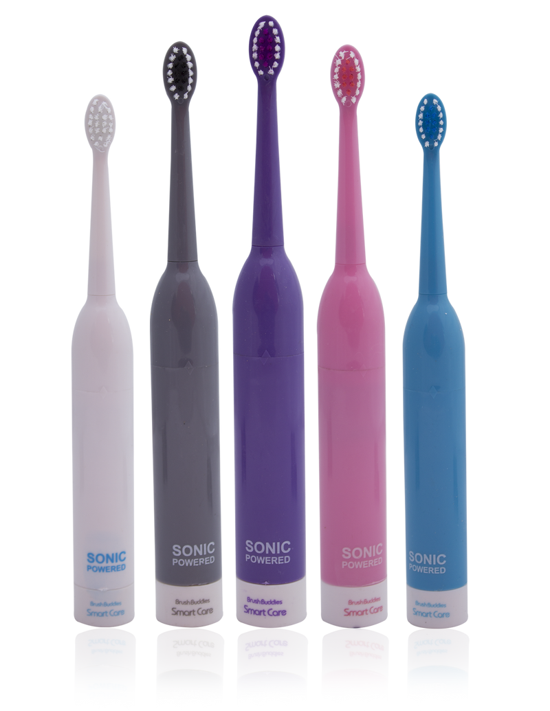 Smart Care Sonic Powered Toothbrush - Smart Care