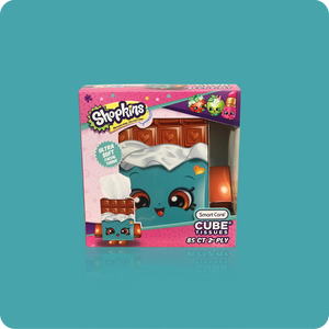 Shopkins Cube Tissue Box - Smart Care