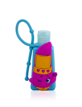 Load image into Gallery viewer, Shopkins Lippy Lips 3D Hand Sanitizer - Smart Care