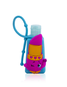 Shopkins Lippy Lips 3D Hand Sanitizer - Smart Care