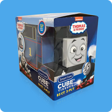Load image into Gallery viewer, Thomas & Friends Cube Tissue Box - Case Pack 24 - Smart Care
