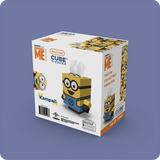 Minions Cube Tissue Box - Case Pack 24 - Smart Care