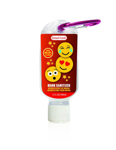 Load image into Gallery viewer, Smart Care Emoji Hand Sanitizer 2 fl oz - Smart Care