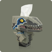 Load image into Gallery viewer, Jurassic World Cube Tissue Box - Smart Care