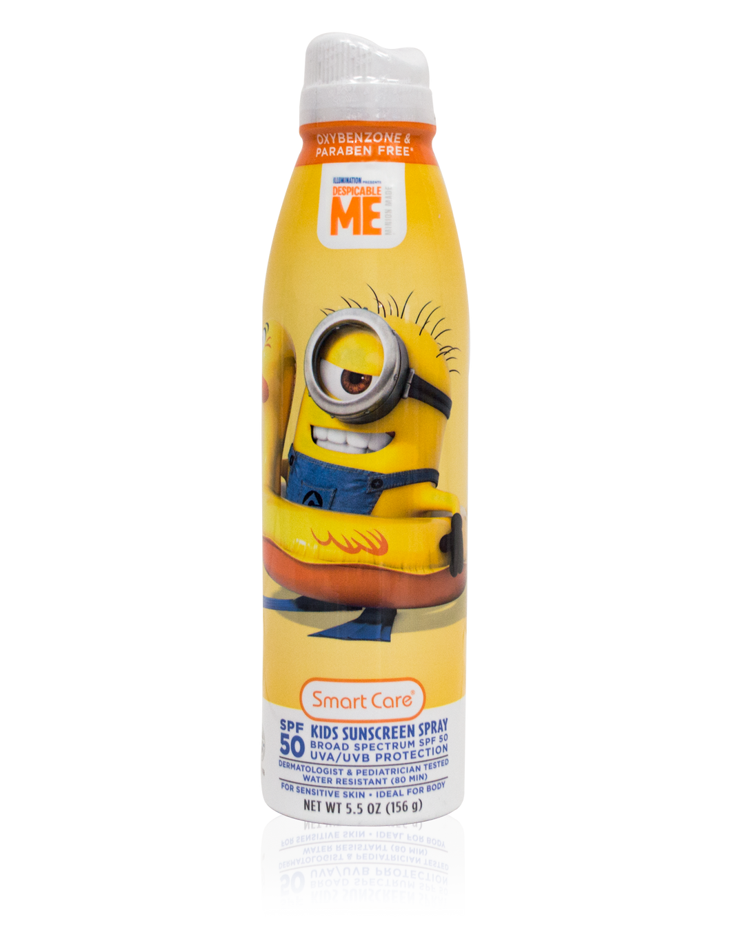 Smart Care Minions Sunscreen Spray (new) - Smart Care