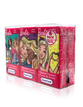 Load image into Gallery viewer, Smart Care Barbie Pocket Facial Tissues 6 Pack (new) - Smart Care