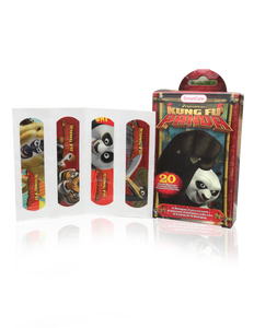 Smart Care Kung Fu Panda Bandages - Smart Care