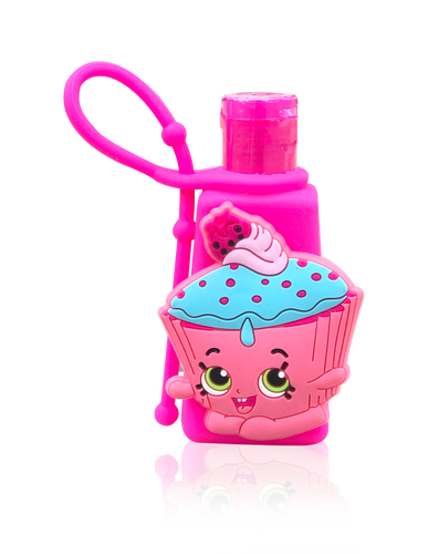 Shopkins Cupcake chic 3D Hand Sanitizer - Smart Care