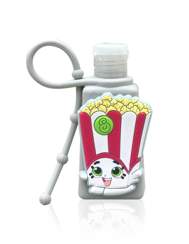 Shopkins Poppy corn 3D Hand Sanitizer - Smart Care