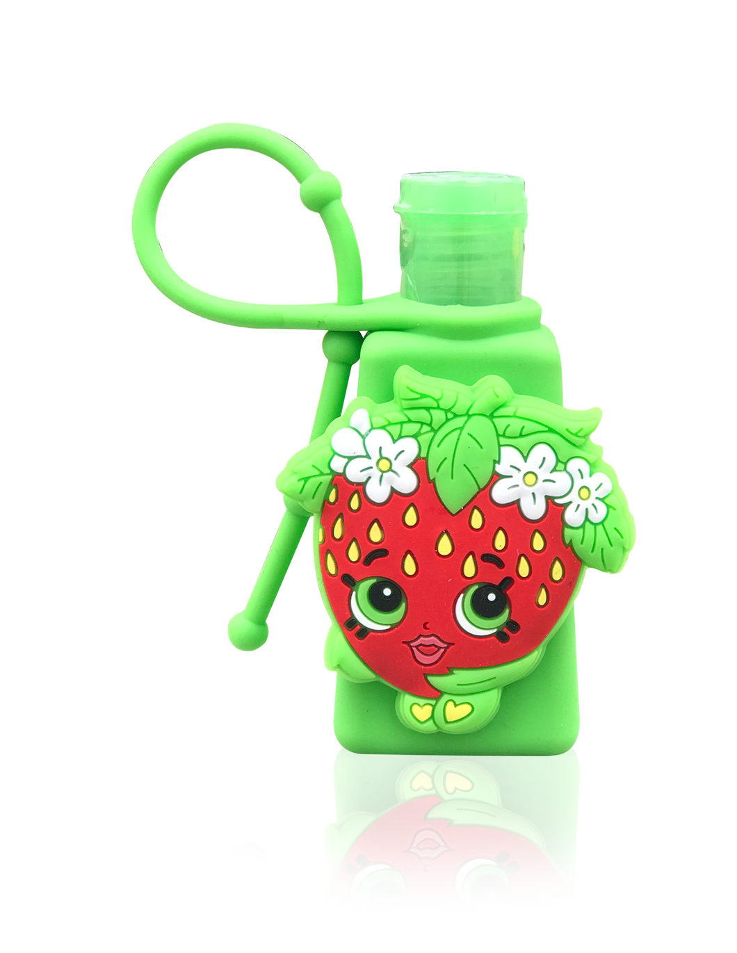 Shopkins Strawberry kiss 3D Hand Sanitizer - Smart Care
