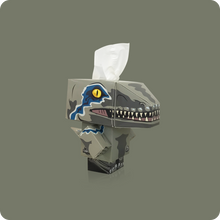 Load image into Gallery viewer, Jurassic World Mini Cube Tissue Box - Smart Care