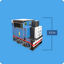 Load image into Gallery viewer, Thomas & Friends Mini Cube Tissue Box - Smart Care