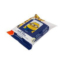 Load image into Gallery viewer, Smart Care Minions Saline Nasal Wipes 25 Count
