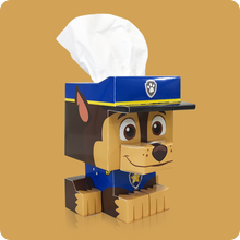 Load image into Gallery viewer, Paw Patrol Cube Tissue Box - Smart Care