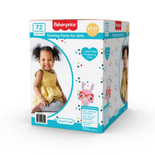 Load image into Gallery viewer, Smart Care Fisher Price Training Pants | 2T3T Girl - 72 Counts