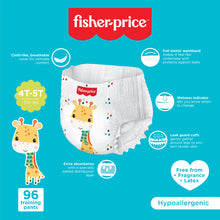 Load image into Gallery viewer, Smart Care Fisher Price Training Pants | 4T5T Girls - 96 Counts