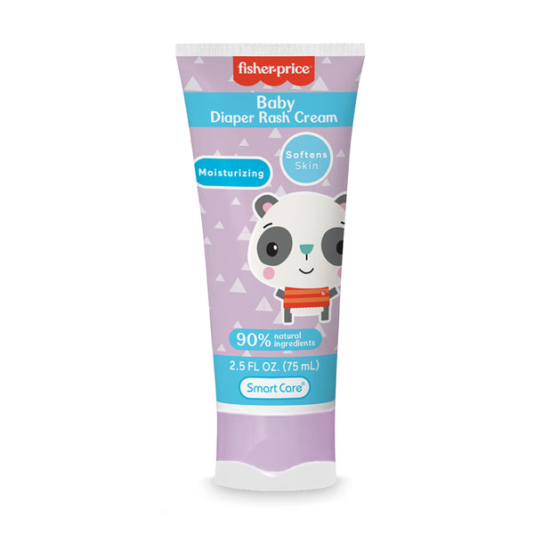 Smart Care Fisher Price Baby Diaper Rash Cream, 5oz