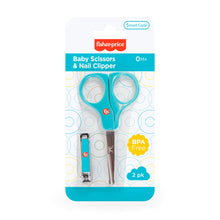 Load image into Gallery viewer, Smart Care Fisher Price Baby Nail Clipper Set, 2pc