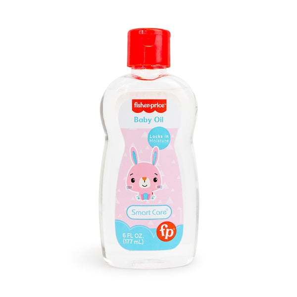 Fisher Price Baby Oil 6oz