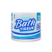 Load image into Gallery viewer, Smart Care Bath Tissue - 700 Sheets per Roll