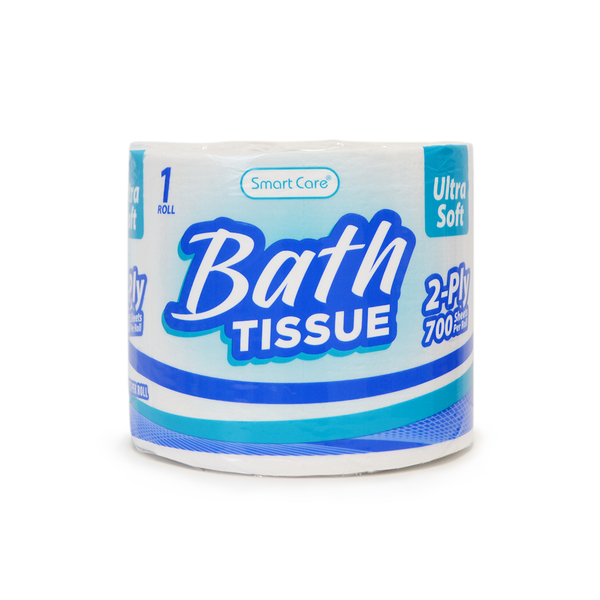 Smart Care Bath Tissue - 700 Sheets (1 Roll)