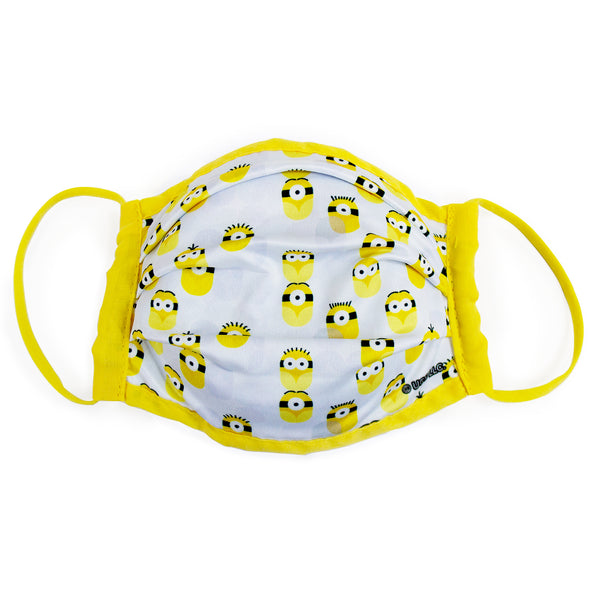 Disposable Minions Face Masks