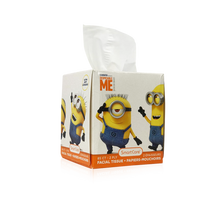 Load image into Gallery viewer, Smart Care Minions Tissue Box - 85 Count 2 Ply