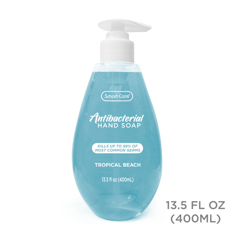 Antibacterial Hand Soap (Tropical Beach) - 13.5Fl Oz.