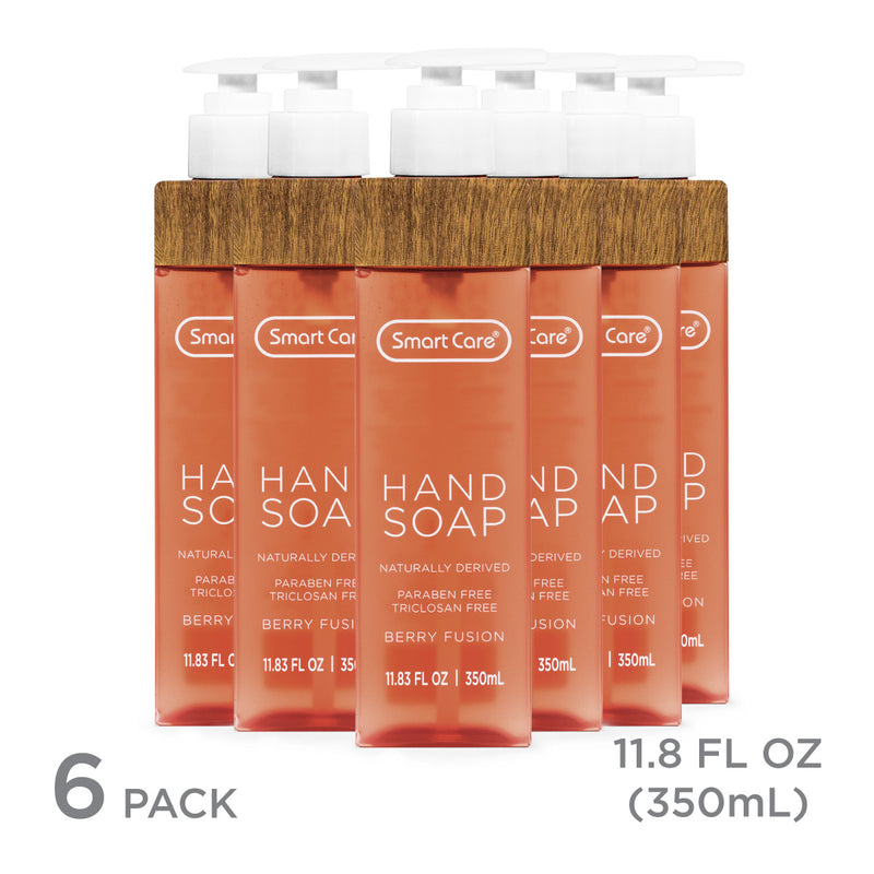 Naturally Derived Hand Soap - Berry Fusion