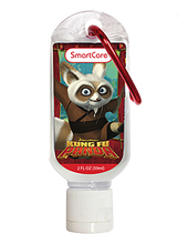 Load image into Gallery viewer, Smart Care Kung Fu Panda Hand Sanitizer 2 fl oz - Smart Care