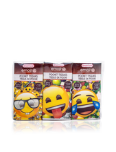 Load image into Gallery viewer, Smart Care Emoji Pocket Facial Tissues 6 Pack - Smart Care