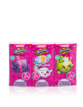 Load image into Gallery viewer, Smart Care Shopkins Pocket Facial Tissues 6 Pack - Smart Care