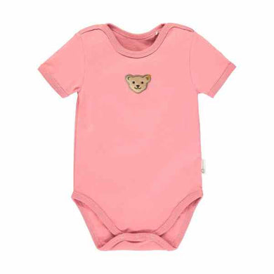 Steiff Bodysuit Onesie (Pink and Blue Available)