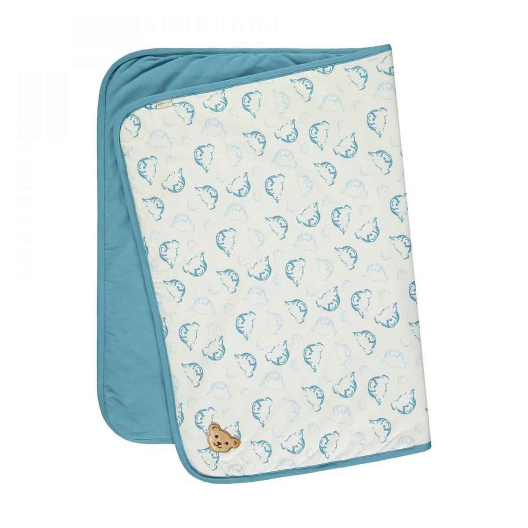 Steiff Blanket (Available in Pink and Blue)