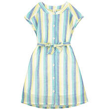 Bright Stripe Tilly Dress