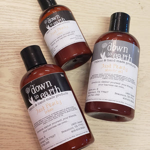Down to Earth Just Peachy 8oz Shower Gel