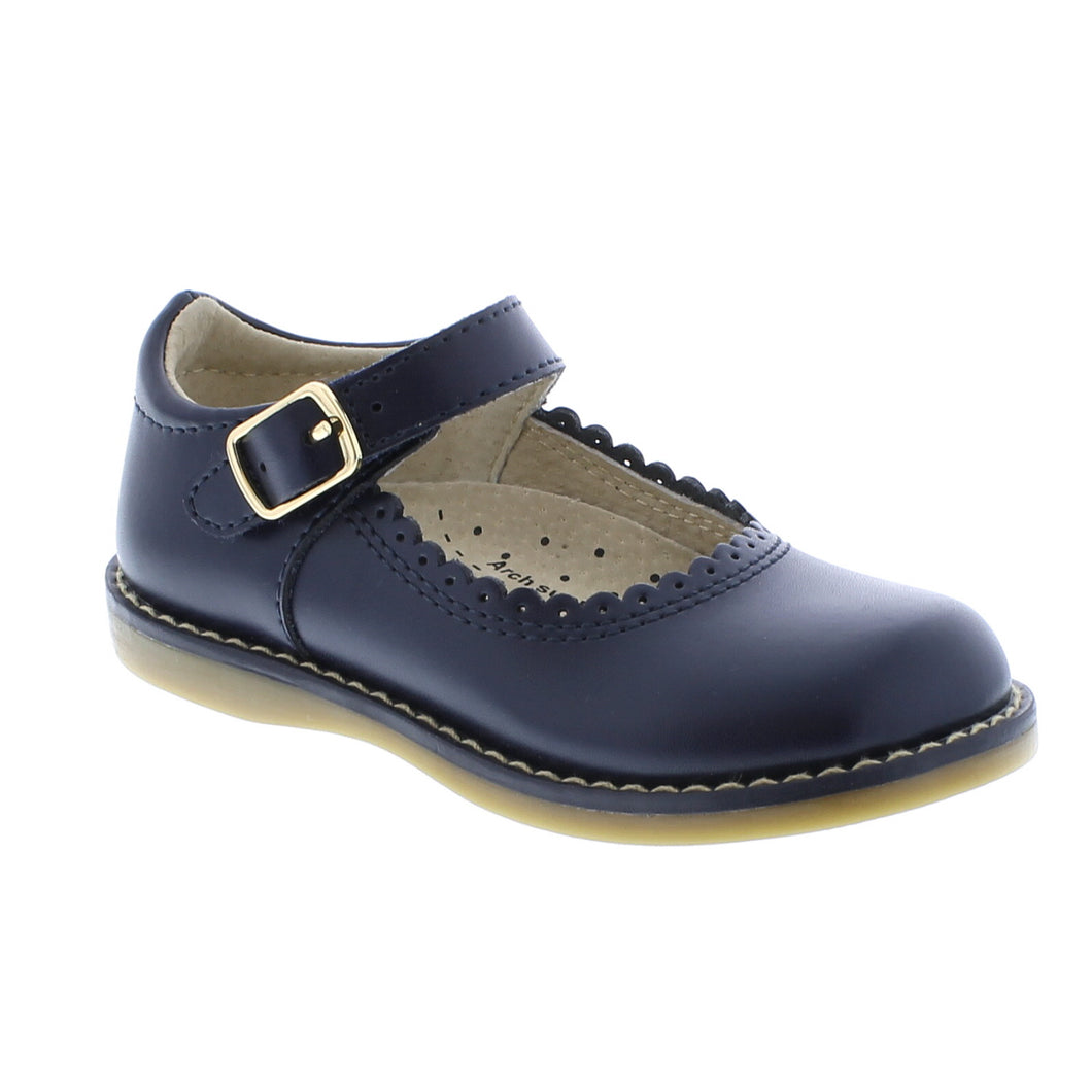 Footmates Allie - Navy