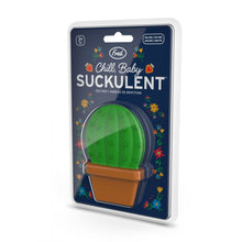 Suckulent Cactus Teether
