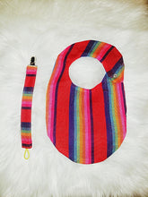 Selvedge Bibs Sets (Multiple Styles Available)