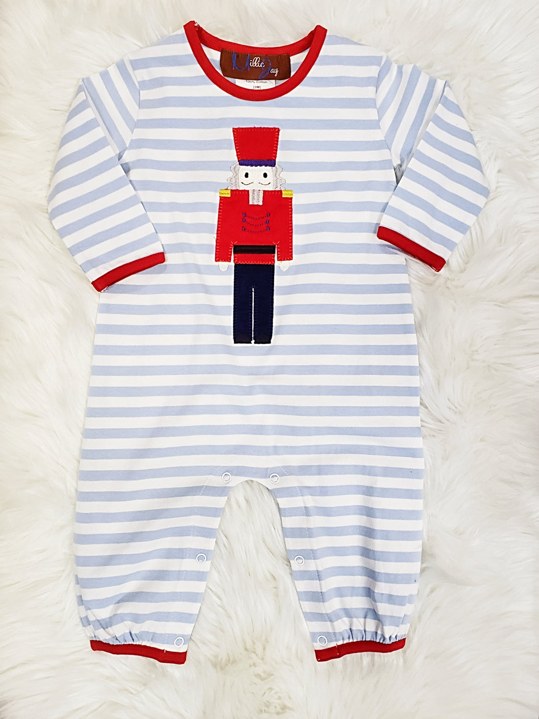 Toy Soldier Romper