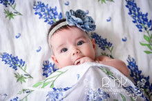 Bluebonnets Swaddle