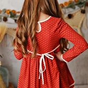 Laurel Dainty Dottie Dress