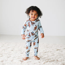 Brody Long Sleeve Basic Pajamas