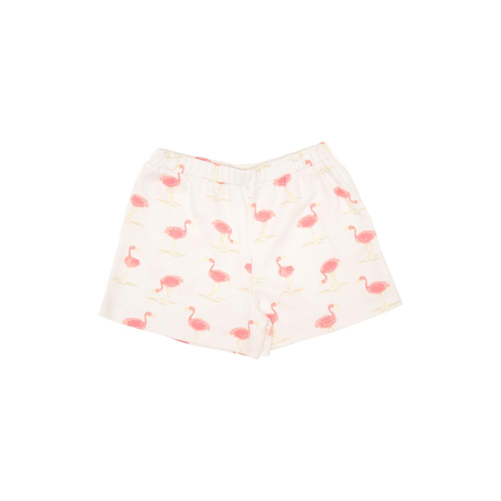 Shipley Shorts in Flarda Flamingo