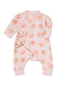 Muslin Peachy Coverall