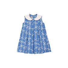 Mary Frances Frock in Braselton Bows