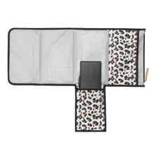 Leopard Diaper Clutch