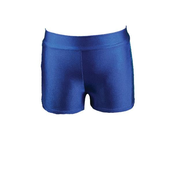 Royal Metalic Shorts